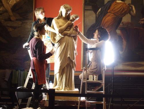 Dans les coulisses du musée des Augustins